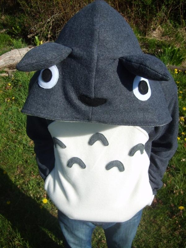 Moda Geek: Blusa do Totoro pra você se sentir como o personagem
