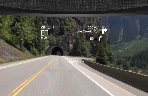 Motoboy do Futuro: Empresa cria capacete futurista com display digital, GPS e controle por voz
