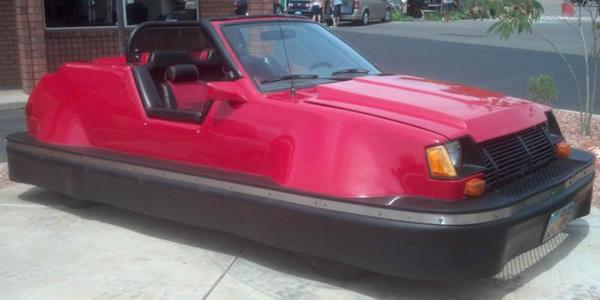 Carro de bate-bate real é legalizado e colocado à venda no Ebay