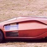 Lancia Stratos Zero, 1970
