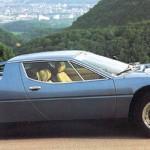 Maserati Merak, 1971