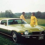 Chevrolet Camaro Super Sport, 1971