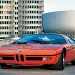 BMW Turbo, 1972