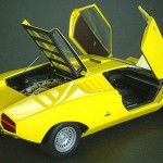 Lamborghini Countach LP500, 1971