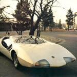 Toyota EX 3, 1969