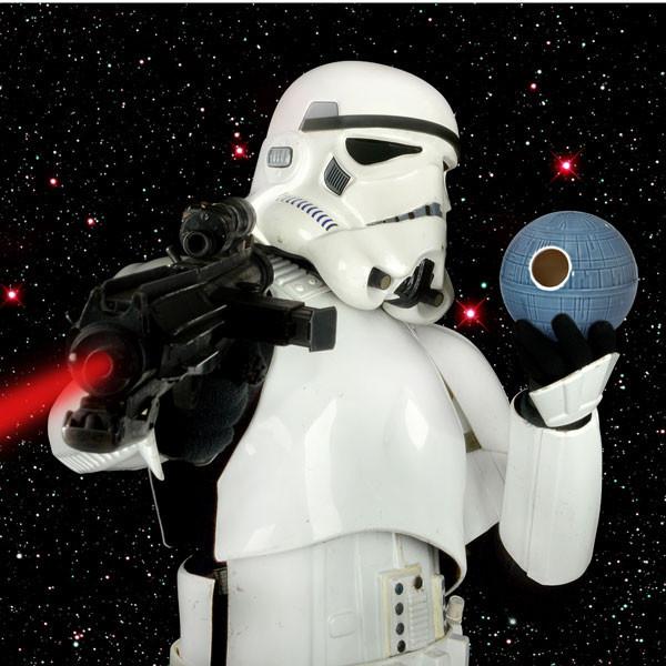 Isso é legal do dia: Casa de passarinho em forma da Estrela da Morte da série Star Wars