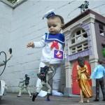 15 cosplays absolutamente adoráveis de bebês