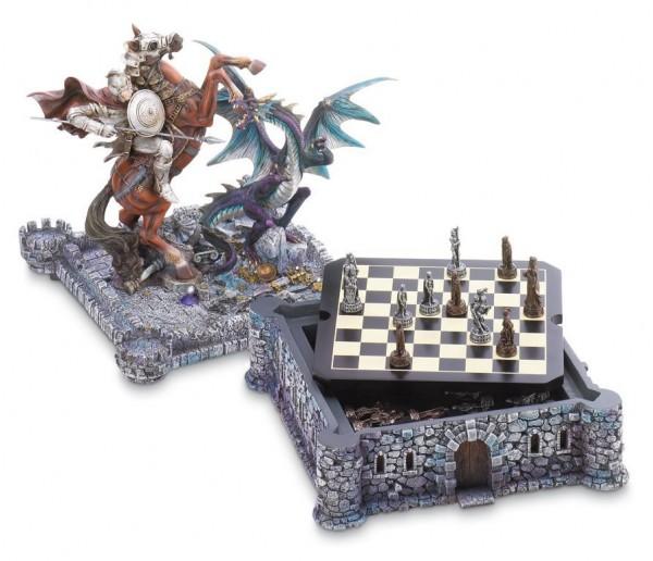 dragon-and-knight-xadrez-medieval