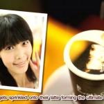 Cafeteria taiwanesa permite que seus clientes personalizem os cafés com suas fotos (vídeo)