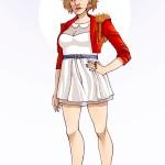 Super-heroínas e vilãs da DC Comics como hipsters