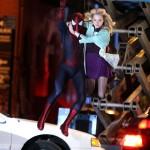 Novas imagens das gravações do filme The Amazing Spider-Man 2