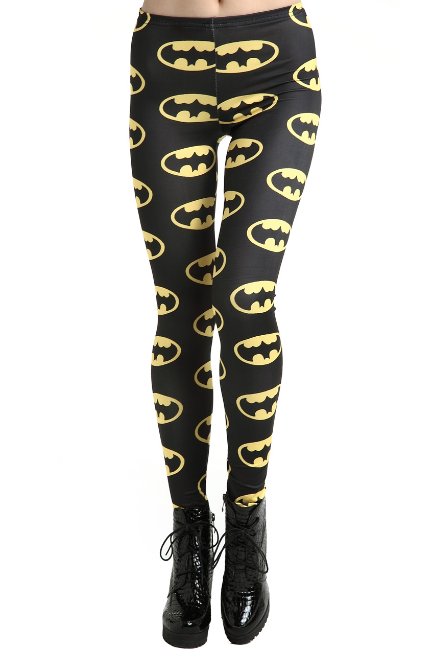 leggings-batman