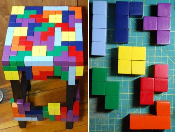 30 Produtos superlegais inspirados no game Tetris
