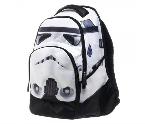 Isso é legal do dia: Mochilas inspiradas nos personagens e ícones da saga Star Wars
