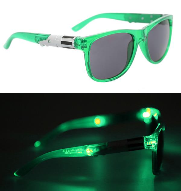 Sunny Wars: Óculos de Sol inspirados nos Sabres de Luz tem LEDs que acendem. Acendem?! oO