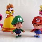 Papercrafts incríveis dos personagens da série Super Mario