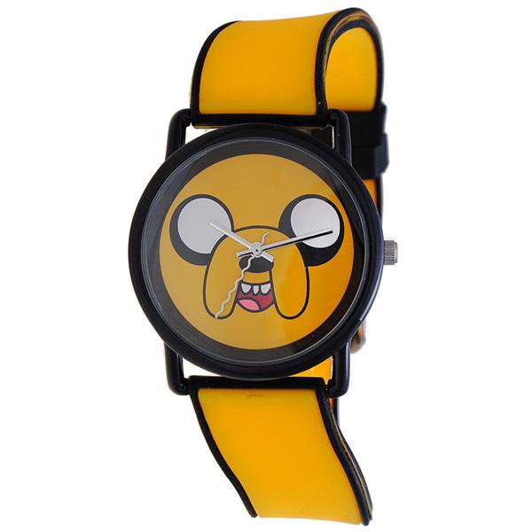 Relógios do Finn, Jake e BMO são literalmente a cara dos personagens