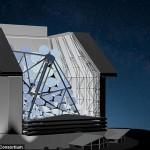 Caça aos Aliens! Telescópio de US$ 1 bilhão feito para 'Caçar Alienígenas' ficará pronto em 5 anos