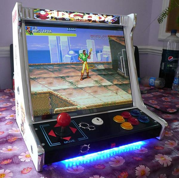 tiny-arcade-machines