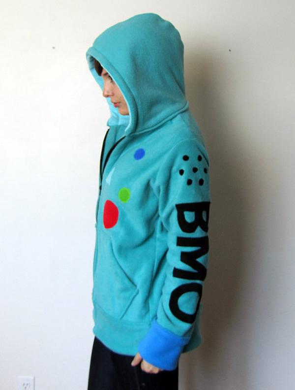 Moda Geek: Blusa do Beemo para fãs da série Adventure Time