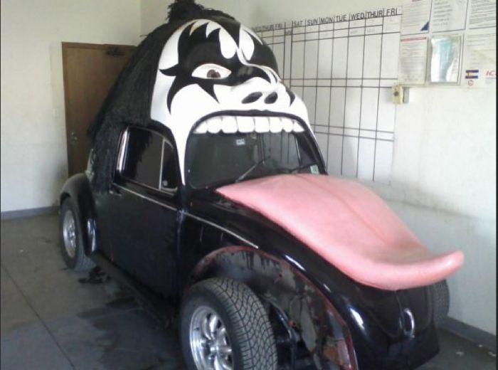 32 Carros doidões que existem por aí