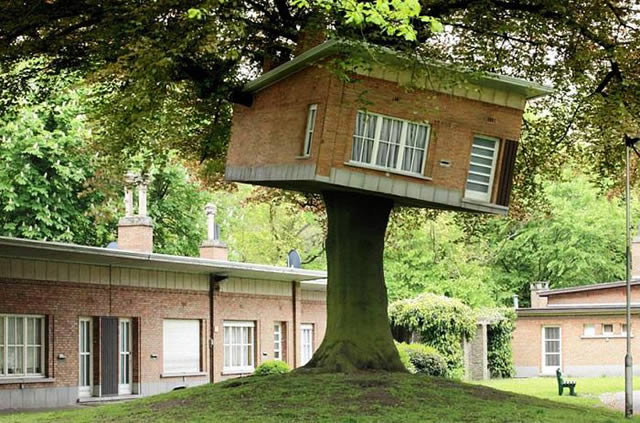 Casas na Árvore Fantásticas 11