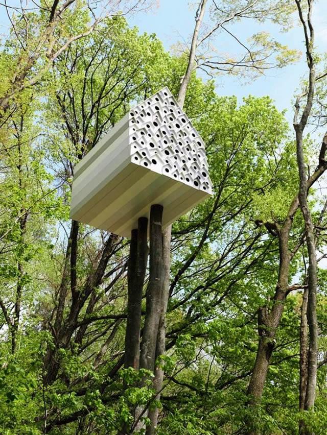 Casas na Árvore Fantásticas 13