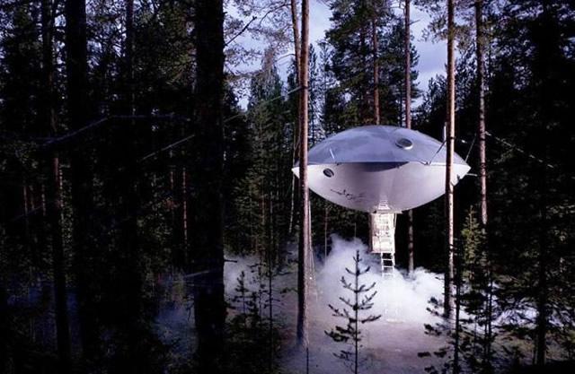 Casas na Árvore Fantásticas 17