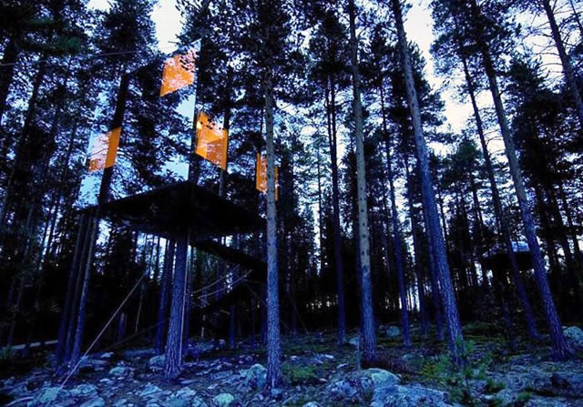 Casas na Árvore Fantásticas 2