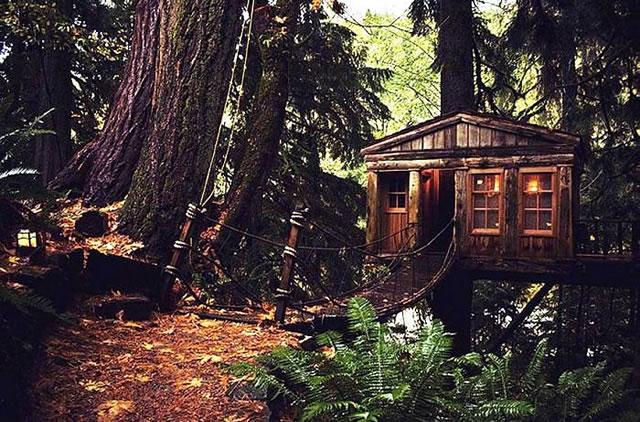 Casas na Árvore Fantásticas 8