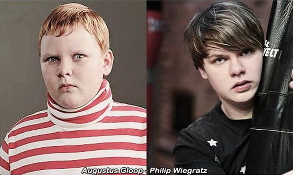A Fantástica Fábrica de Chocolate: Veja o antes e depois dos atores que interpretaram as crianças do filme