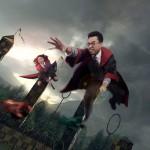 Casal comemora noivado com fotos baseadas em Harry Potter, Matrix e outros temas geeks
