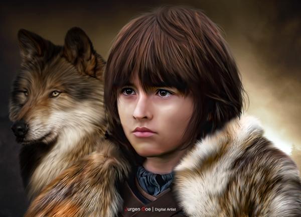 18 ilustrações super legais baseadas em Game Of Thrones