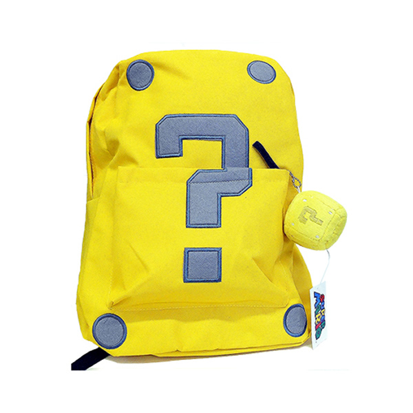 Isso é legal do dia: Mochilas baseadas nos personagens do game Super Mario