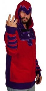 Moda Geek: Moletons baseados nos vilões Magneto e Doutor Destino