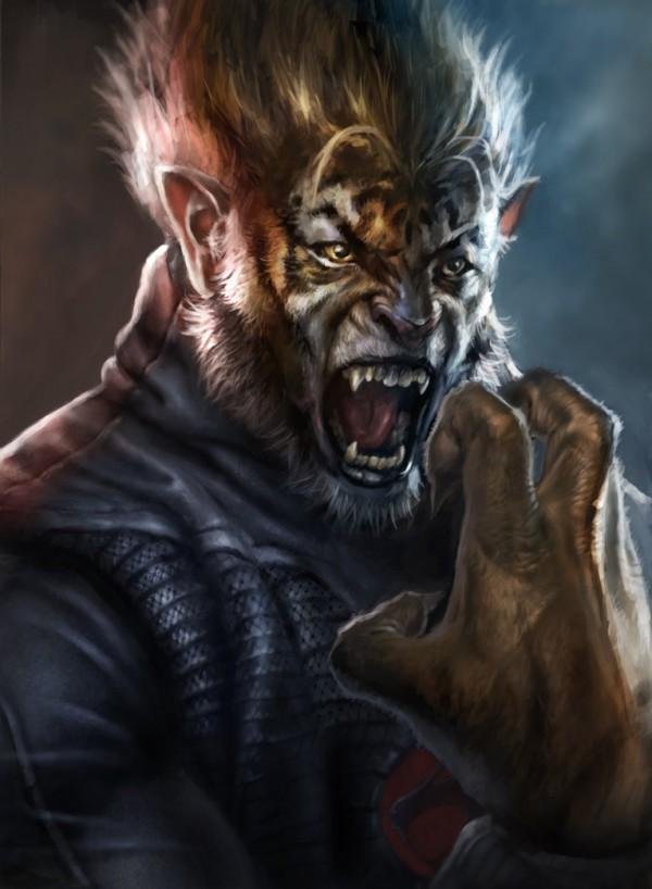 Isso é incrível do dia: Ilustrações realistas dos Thundercats