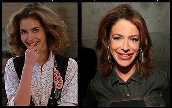 Como estão hoje alguns atores que fizeram sucesso nos anos 80 e 90