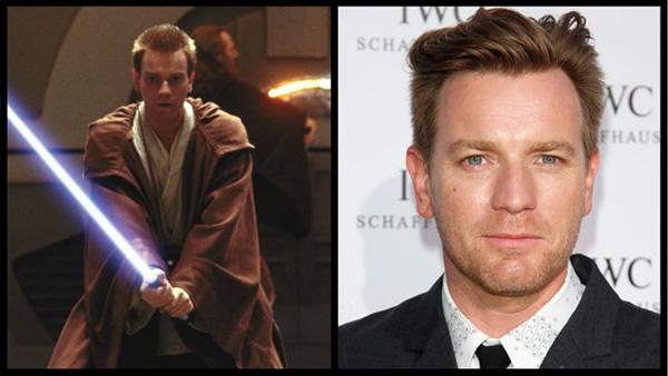 Antes e depois de 14 atores de Star Wars