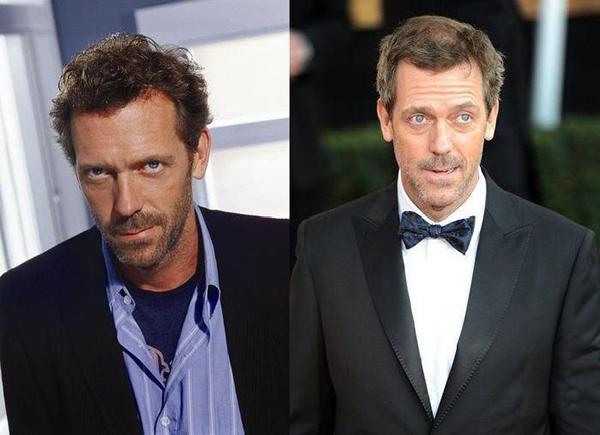 Imagens comparam como eram 8 atores de House durante a série e como estão atualmente