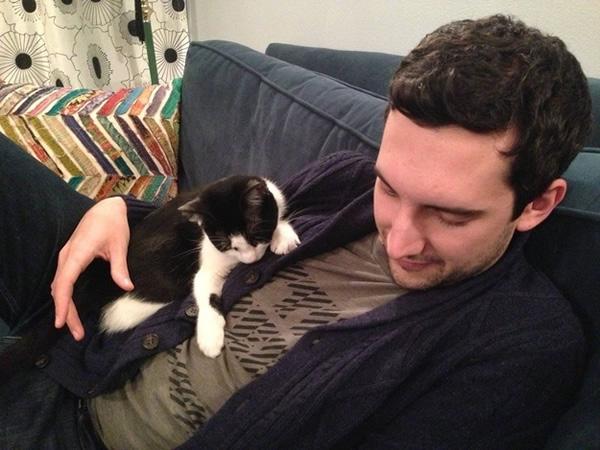Ctrl C + Ctrl V: 19 cenas de gatos imitando seus donos