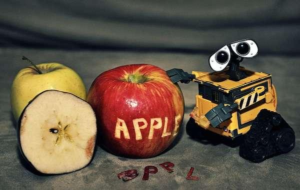 Você precisa ver isso do dia: Fotos incrivelmente fofas do personagem Wall-E
