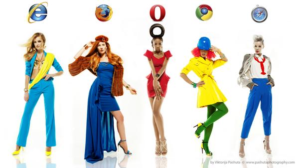 E se as mulheres fossem navegadores de internet?