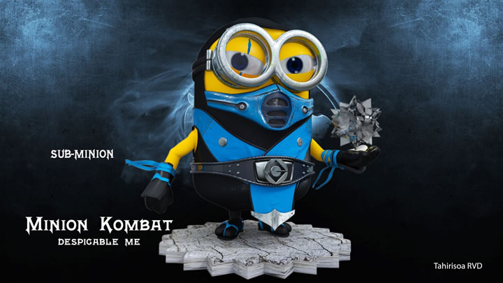 Minions Super Mario, Minions Assassin's Creed: Veja 48 paródias super legais com os personagens!