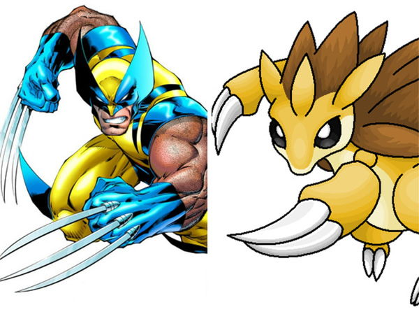 E se os personagens da Marvel fossem Pokémons?