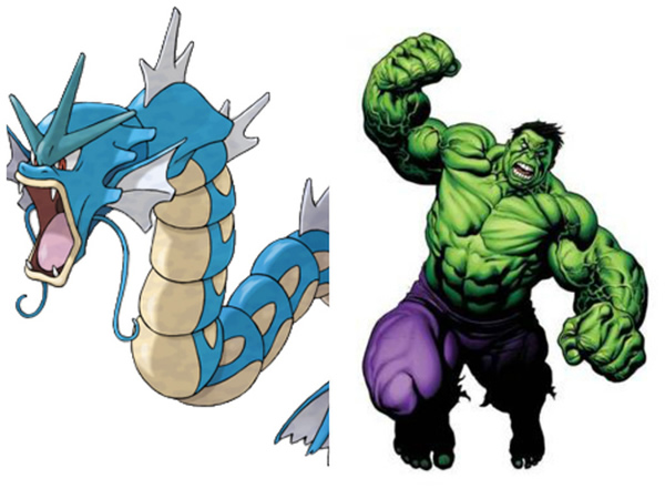 E se os personagens da Marvel fossem Pokémons?