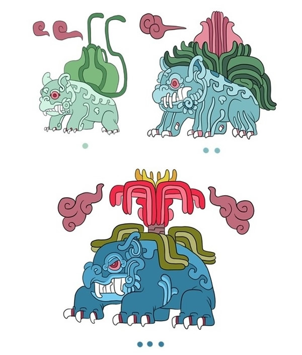 pokemons-deuses-maias-maian-gods (5)