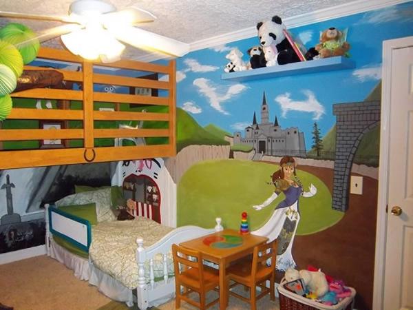 Aqui tem um gamer 7 c modos bacanas inspirados em jogos for Baby bedroom decoration games