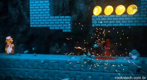 Super Mario Bros. realista: Como seria o game com sons e efeitos visuais modernos
