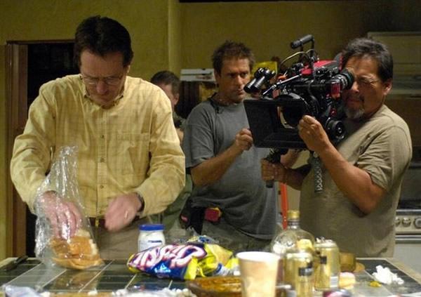 35 Behind Scenes mostram os bastidores das gravações de Breaking Bad