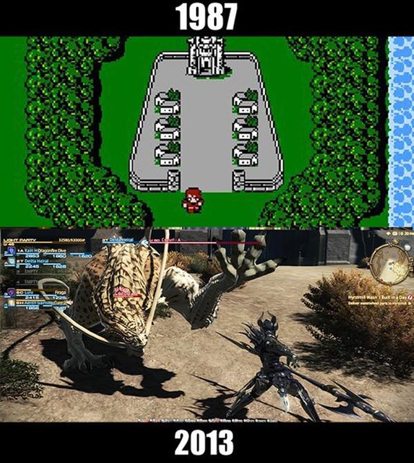 evolucao-dos-games_Final Fantasy